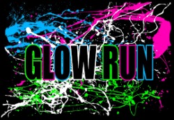 Image result for glow fun run fundraisers for schools